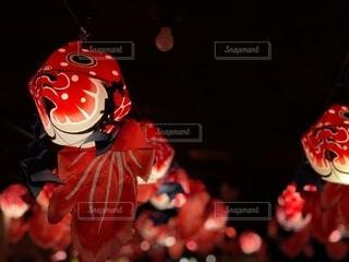 金魚ねぶたの写真・画像素材[3712154]
