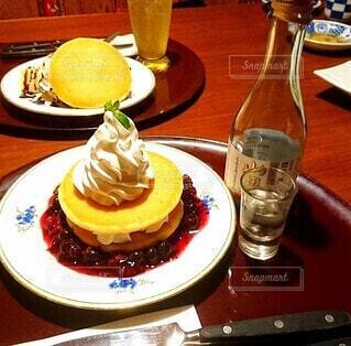 日本酒×スイーツの写真・画像素材[3751412]
