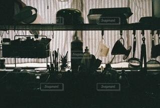 キッチンの写真・画像素材[3840032]
