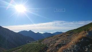 立山の朝の写真・画像素材[4878124]