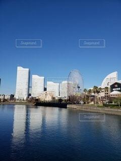 横浜の景色の写真・画像素材[3719969]