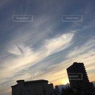 空の写真・画像素材[157909]