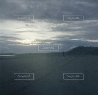 空の雲の写真・画像素材[3970903]