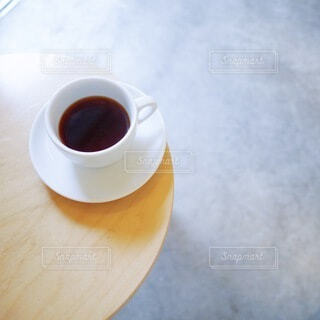 朝のコーヒーの写真・画像素材[3723610]