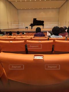 コンサート開演前の写真・画像素材[534841]