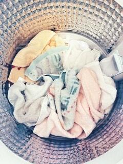 洗濯はじめよーの写真・画像素材[3778970]