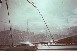 天気雨の写真・画像素材[3935253]