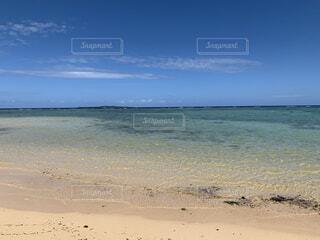 西表島 まるまビーチの写真・画像素材[3736088]