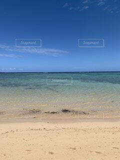 西表島 まるまビーチの写真・画像素材[3736090]