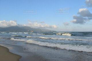 ベトナム ミーケービーチの写真・画像素材[3736203]