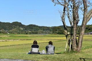 井戸端会議の写真・画像素材[3822710]