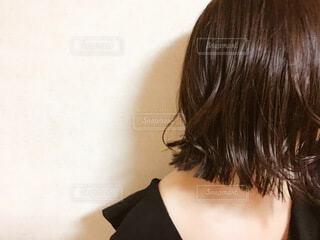 散髪記念の写真・画像素材[3747762]
