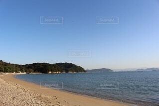 海と砂浜の写真・画像素材[3748299]