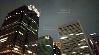 高い建物の写真・画像素材[3743775]