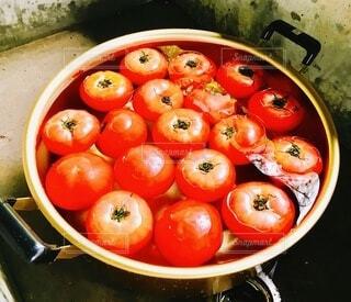 トマトの写真・画像素材[3744138]