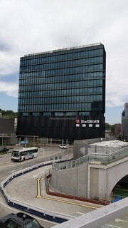 熊本駅前 20200926の写真・画像素材[3741701]