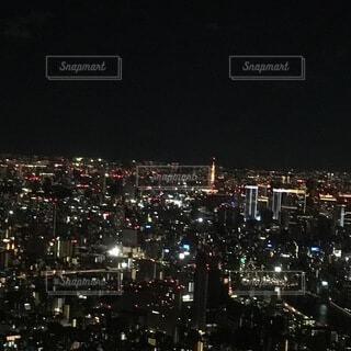 夜景の写真・画像素材[3743470]