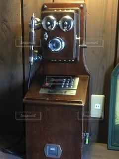 公衆電話の写真・画像素材[3743512]