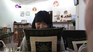 おしゃれなカフェの写真・画像素材[3743522]
