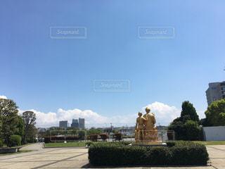 公園の写真・画像素材[535257]