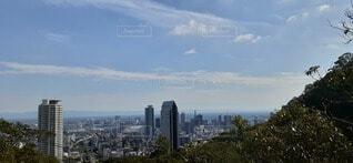 神戸の街並 布引からの写真・画像素材[3747871]