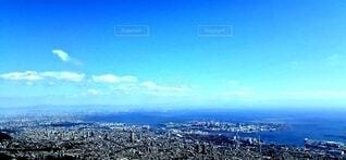 摩耶山の写真・画像素材[3783624]
