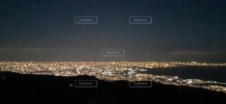 六甲からの夜景の写真・画像素材[3812075]