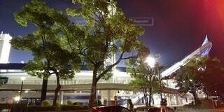 横浜スタジアム(祭りのあと)の写真・画像素材[3747599]