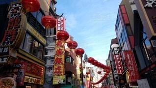 横浜中華街の写真・画像素材[3819395]