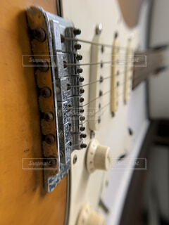 ギターの写真・画像素材[3791463]