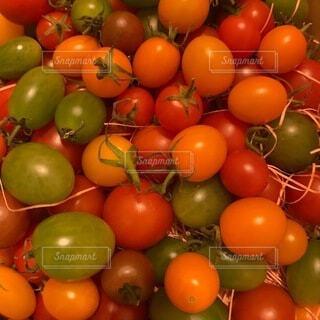 トマト詰め合わせの写真・画像素材[3913721]