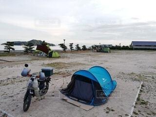 キャンプの写真・画像素材[3776264]