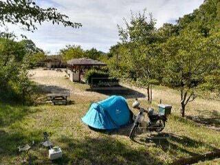 キャンプの写真・画像素材[3776276]