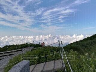 大山からの眺望の写真・画像素材[3852985]