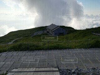 大山からの眺望の写真・画像素材[3852988]
