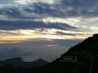 大山からの眺望の写真・画像素材[3853148]