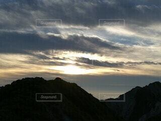 大山からの眺望の写真・画像素材[3853221]