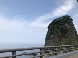 岩の写真・画像素材[3774376]