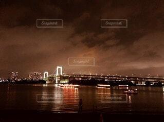 夜景の写真・画像素材[3774614]