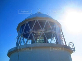 灯台の写真・画像素材[3799819]