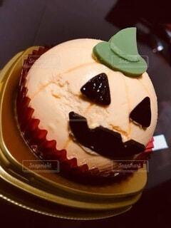 ハロウィンケーキの写真・画像素材[3799929]