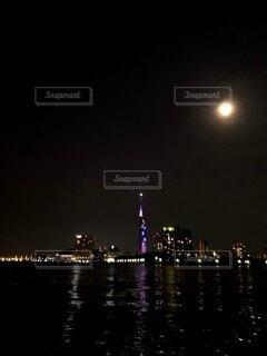 福岡タワー サクラver.の写真・画像素材[3810240]