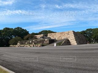 城の写真・画像素材[3800621]