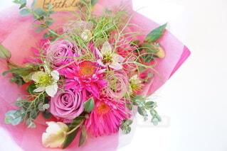 ピンクの花束の写真・画像素材[3899533]