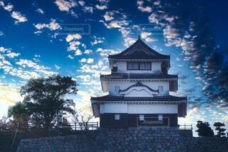 お城の写真・画像素材[3858447]