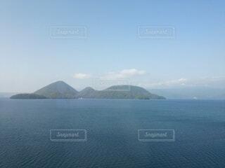 洞爺湖の写真・画像素材[3823831]