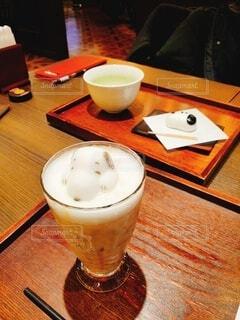 スヌーピー茶屋でブレイク🍵の写真・画像素材[3826953]