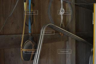 古い水筒の写真・画像素材[4253214]