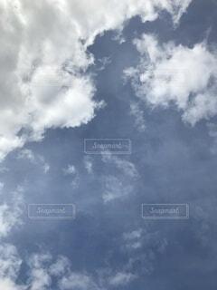 晴れた空の写真・画像素材[3837942]