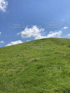 丘2の写真・画像素材[4657064]